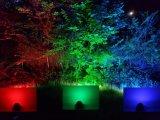 2018 weißes 90lm/W LED im Freienwand-Licht für Gebäude-Fenster-Dekoration