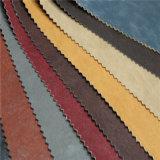 Classics gaufré pour cuir artificiel PU Upholstery-Gelu synthétique