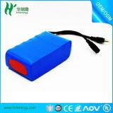 Hrl Lithium-Batterie-Satz 12V 18650 für elektrischen Roller