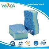Éponge en cellulose Scourer éponge tampon avec de hautes performances