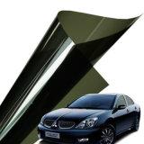Pellicola autoadesiva laterale nera materiale del vinile dell'automobile dell'animale domestico di alta qualità, pellicola astuta della tinta della finestra di automobile