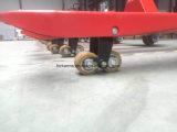 Gabelstapler dreht PU-Rad-Gabelstapler-Gummireifen