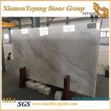 China polaco Carrara Branco/Guangxi Branco/Bianco Crown laje de mármore&telhas