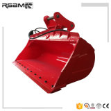 Rsbm 900-2200mmの掘削機の側面の傾くバケツ