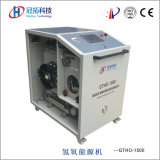 Cortadora del acero de carbón del generador del gas de Hho
