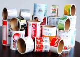 Aufkleber kundenspezifischer selbstklebender Label&Paper Rollenaufkleber