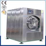 L'hotel ecologico ed economizzatore d'energia, ospedale ha utilizzato la macchina per lavare la biancheria da vendere (rondella, essiccatore, ironer, macchina del dispositivo di piegatura)
