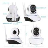 De binnen Camera van WiFi IP met de PanSchuine stand van PT voor de Veiligheid van het Huis/de Monitor van de Baby