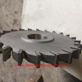 135*32*10, fresas del metal 160*32*10/dientes inclinados Bk8 de los cortadores del engranaje para la madera del corte