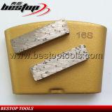 16# de Band van het Metaal van de Diamant van de staaf voor de Plaat van Malende Machines HTC