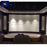 Xyscreen passte Größen-DIY gebogenes Projektor-Bildschirm-Unterhaltungs-Gerät an
