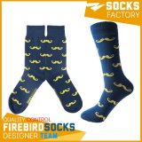 Großhandelsmann-Fantasie-beiläufiger Socken-Qualitäts-Socken-Hersteller