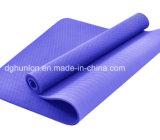 Estera cómoda de la yoga de Eco de la alta calidad con la venta al por mayor de la fábrica