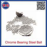 Superfície brilhante G100 Rolamento de Esferas de alumínio de 6 mm a esfera de aço cromado