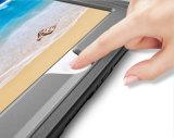 """새로운 iPad 9.7를 위한 Kickstand 정제 상자를 """" 자전하는 360 도"""
