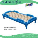 壁(HG-6402)の自然で、無作法な木の幼児の学校のベッド