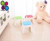 아이를 위한 좋은 품질 다채로운 아이들 쌓을수 있는 작은 플라스틱 앉는 발판