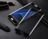 vidro Tempered curvado 3D da borda da dureza 9h para a nota 8 de Samsung