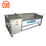 Machine d'écaillement de machine à laver et de pomme de terre de maïs de maïs