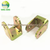 Части 4140/4340 стальные точностей CNC частей CNC подвергая механической обработке изготовленный на заказ