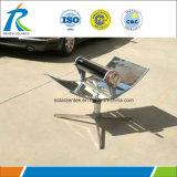 Fornello parabolico solare, scaldavivande solare magico