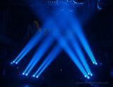 Testa mobile dell'indicatore luminoso LED della lavata dello zoom del triangolo di illuminazione 36X10W del DJ