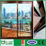 Pnoc080104ls de Schuifdeur van het Aluminium van de Levering van de Fabriek direct met Goede Prijs