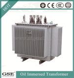 S11-M 80kVA 125kVA 400kVA 800kVA 1000kVA 2000kVAのオイルによって浸される分布の変圧器
