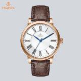 Rosa de alta qualidade Relógios Bracelete Ouro certificadas pela marcação&RoHS