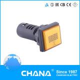 Luz de indicador da indicação digital do diodo emissor de luz AC80V-500V
