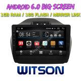 """Witson 10.2 """" Grote Androïde 6.0 Auto van het Scherm DVD voor Hyundai LAAG IX35 (MET 2.0L) 2008-2013"""