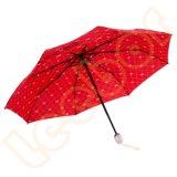 風のための強いよの折りたたみの防風の折りたたみ自動傘