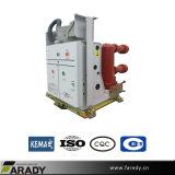 El disyuntor de vacío de alta tensión Vs1 24kv en el interior de equipos de energía