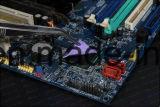 Het super Zachte Thermische Stootkussen van het Silicone 3.5W voor het Vrije Stootkussen Gelijkwaardige Fujipoly van het Hiaat van RoHS van de Steekproef Heatsink