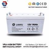 Batteria al piombo solare della batteria 12V 90ah del gel