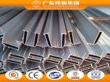 Perfil de alumínio da extrusão para o tipo de alumínio de Welknown do indicador do Casement