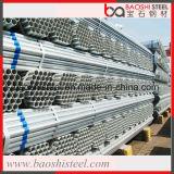 Matériau de construction soudé galvanisé de pipe en acier