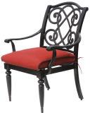 Напольная мебель для литого алюминия сада и патио обедая стул