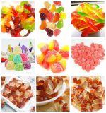 Linha de produção gomosa dos doces para a venda