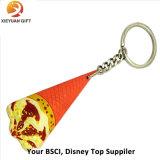 Chine Fabricant Custom Key Ring PVC pour cadeaux (XY-MXL72805)
