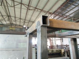 Kunstfertigkeit CNC-Faser-Laser-Ausschnitt-Maschine für Untergrundbahn-Materialien