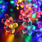 LED-Kirschblüten-Zeichenkette-Licht-bunte oder einzelne Farbe