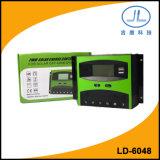 contrôleur solaire de charge d'écran LCD de 60A 48V PWM