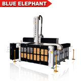 3050 grande macchina di formatura di CNC 3D del router di asse di formato 4 per la fabbricazione della muffa