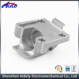 Peças de metal de alumínio fazendo à máquina do CNC para instrumentos óticos