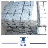 Gevlamd/Geslepen/Getuimelde/Natuurlijke G603 Grijze Cubestone/Kei/de Steen van het Graniet van de Kubus voor Oprijlaan