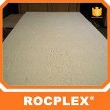 Het Plastic Triplex van Rocplex, Vervaardiging/Fabriek, het Antislip Mariene Triplex van 18mm