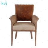 Presidenza antica del Brown della mobilia del salone Rch-4262