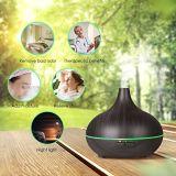 Patrón de madera Venta caliente 300ml Aroma DIFUSOR de ACEITES ESENCIALES