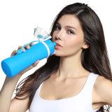 Бисфенол-А портативный съемные силиконового герметика питьевой воды 750 мл